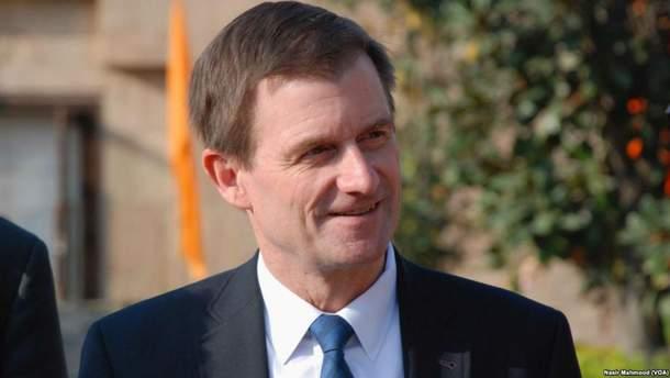 Заместитель госсекретаря США по политическим вопросам Дэвид Гейл