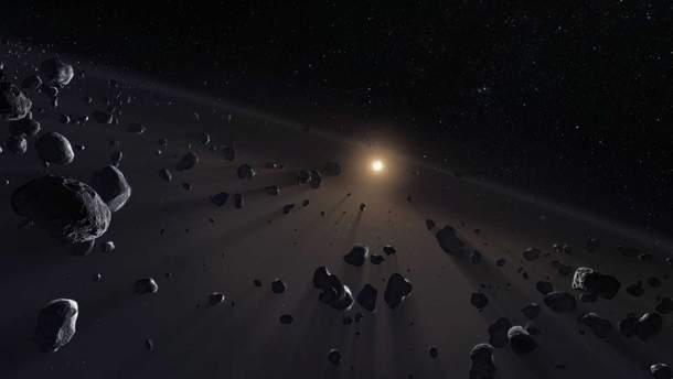 Как образовалась Солнечной системы