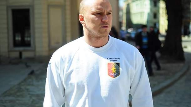 Антон Никулин – главный тренер сборной Украины по каратэ