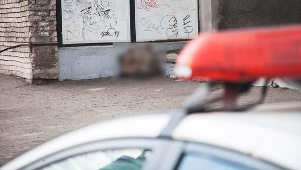 В Днепре на улице нашли тело участника боевых действий