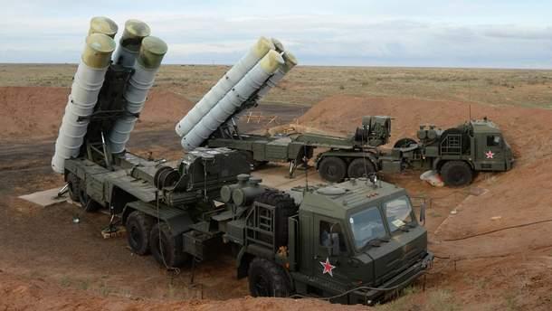 Российские ракетные комплексы С-500
