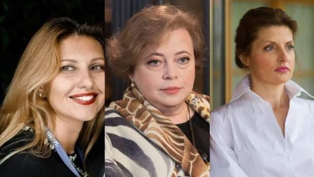 Вторые половинки, или кто будет первой леди или джентльменом Украины