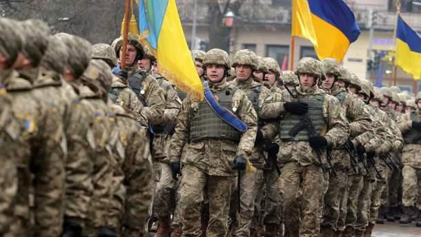 Бригады Сухопутных войск ВСУ получили новую символику