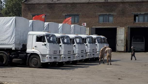 Генерал СБУ пояснив рішення Кремля щодо ''гумконвоїв''