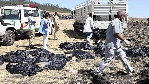 В авіакатастрофі в Ефіопії загинула сім'я депутата парламенту Словаччини