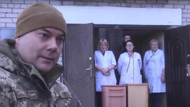 Сергей Наев в Краматорске