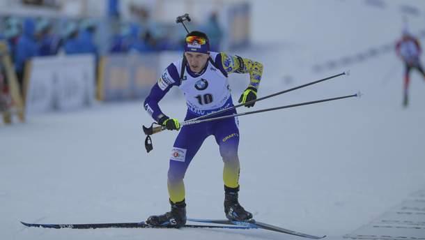 Чемпионат мира по биатлону 2019 - Дмитрий Пидручный выиграл золото - Украина