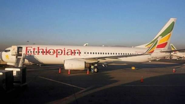 Працівники ООН постраждали під час катастрофи літака у Ефіопії