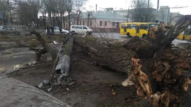 Спасатели предупреждают о красном уровне опасности на Львовщине