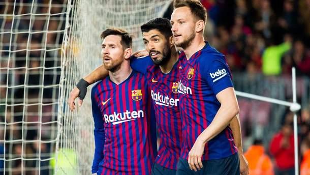 Барселона - Ліон: де дивитися онлайн матч Ліга чемпіонів 2018/2019