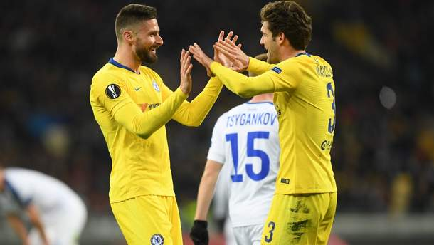 Лига Европы 2018/2019: кто вышел в 1/4 Лиги Европы