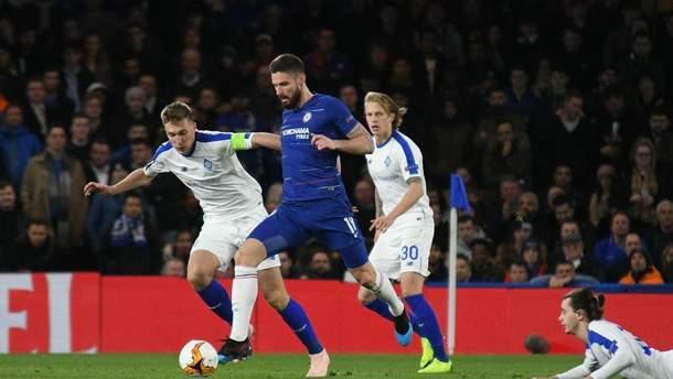 Динамо - Челси: анонс матча Лиги Европы 2018/2019