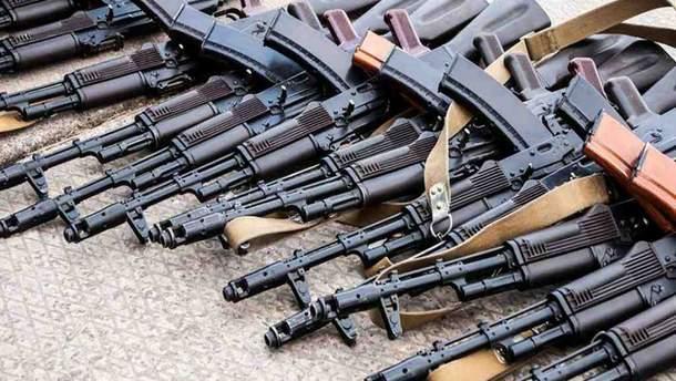 Україна посіла 12 місце у рейтингу експортерів озброєнь