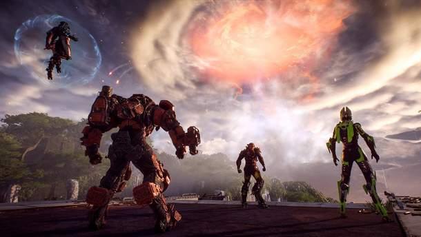 Из-за ошибки разработчиков новички получили невероятные особенности в игре Anthem