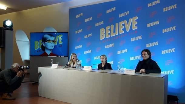 Пресс-конференция в Киеве