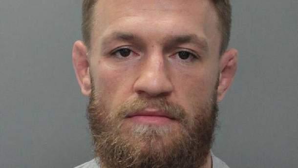 Конор Макгрегор арестован в США - причина ареста