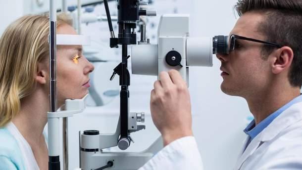 Три обов'язкові обстеження очей