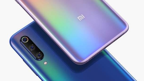 Смартфон Xiaomi Mi 9: ціна та старт продажу в Україні