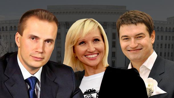 Діти президентів України: від мільйонера до завсідника вечірок (фото)