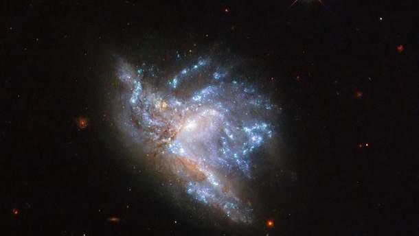 Телескоп Hubble зафіксував неймовірне явище: фото