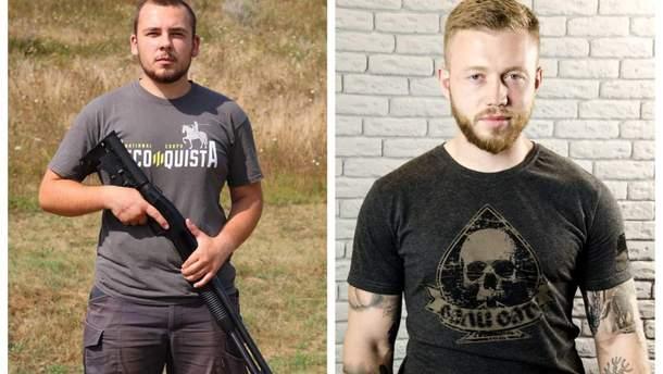 """Суд обрав запобіжні заходи членам """"Нацкорпусу"""" Братку та Кухарчуку"""