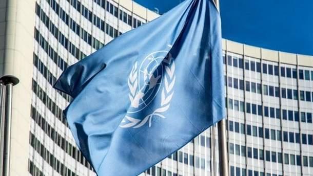 В ООН выразили позицию относительно украинских военнопленных моряков