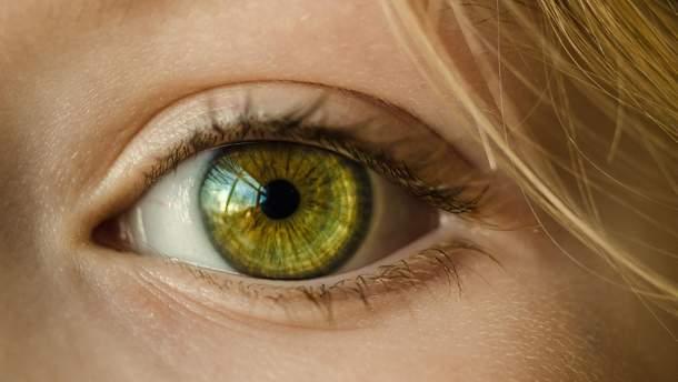 Альцгеймера можна діагнастувати по очах