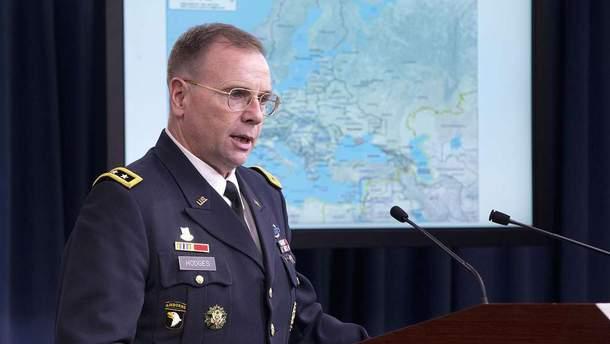 Бен Ходжес, экс-командующий сухопутными войсками США в Европе