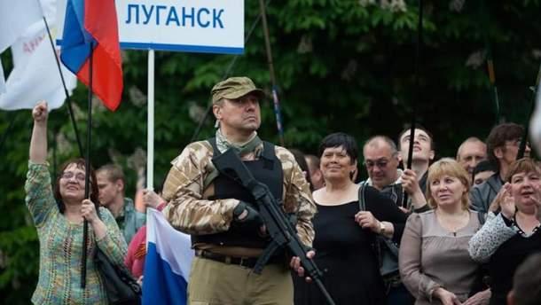 """У """"ЛНР"""" запроваджують трудову повинність для цивільного населення"""