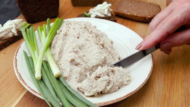 Форшмак з оселедця - рецепт класичної єврейської закуски