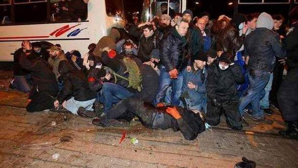 Спустя пять лет  после захвата Донецка