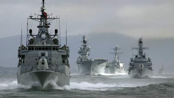 НАТО готується до загострення у Чорному морі через Росію