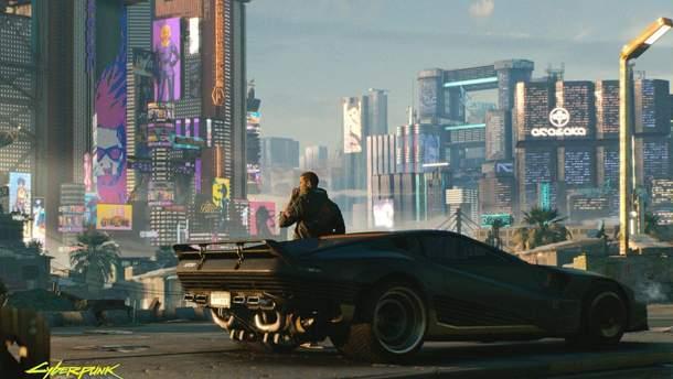 Cyberpunk 2077: дата выхода, трейлер