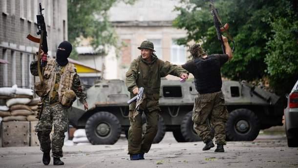 Окупанти на Донбасі розпочали ротацію особового складу