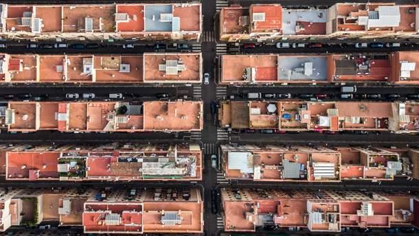 Барселона з висоти
