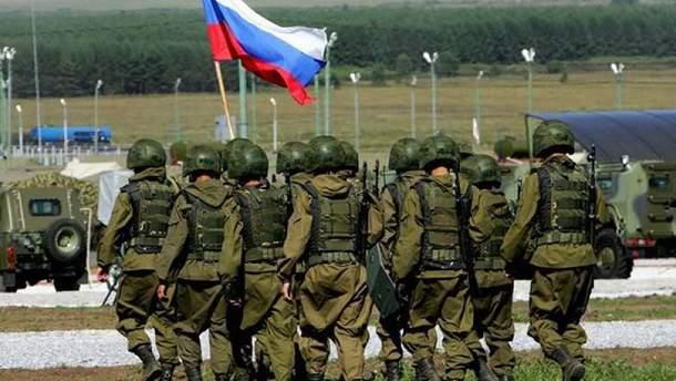 Росія використовує окупований Крим для перекидання сил на Близький Схід