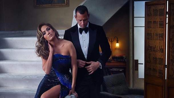 Дженніфер Лопес та Алекс Родрігес