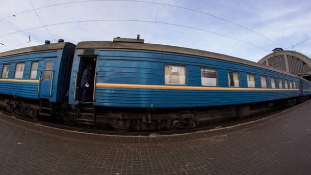 """""""Укрзализныця"""" хочет разделить пассажирские поезда на классы"""