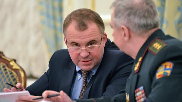Гладковский предлагал своих кандидатов на должности в оборонку – бывший министр экономики