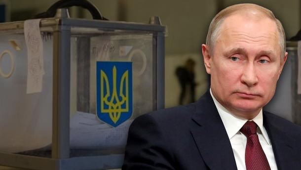 Кремль делает все, чтобы испортить имидж каждого кандидата в президенты Украины