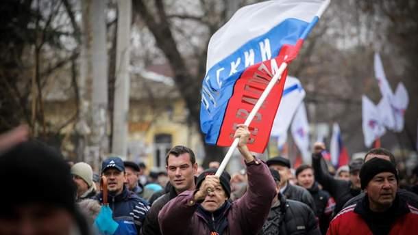 На день окупації з піснями і танцями в Крим поїдуть відомі російські виконавці