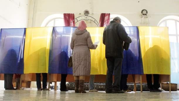 Чверть українців не визначилася з кандидатом у президенти