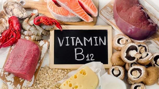 Дефіцит вітаміну B12: наслідки