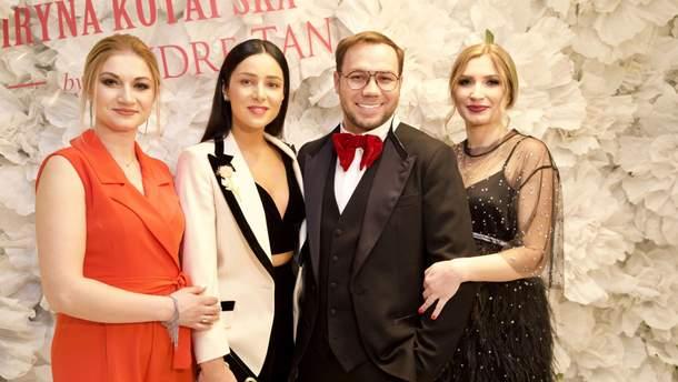 Платье мечты: Андре Тан дебютировал с коллекцией свадебных платьев, которая поражает красотой