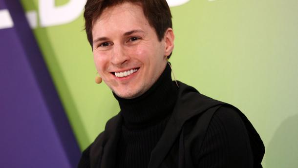 CEO Telegram  Павел Дуров