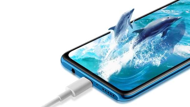 Смартфон Huawei Nova 4e - ціна, характеристики, огляд