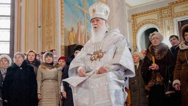 Філарет переконаний, що Україна скоро переможе Росію