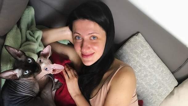 Снежана Бабкина ожидает появления третьего ребенка