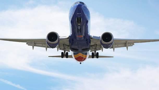 Літак Boeing 737 Max 8