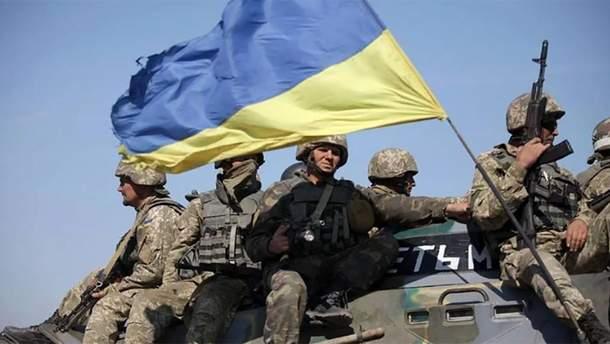 Українські військові знищили проросійського бойовика на Донбасі